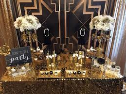 the roaring 20 s great gatsby 50th birthday party