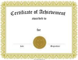 Award Certificate Blank Magdalene Project Org