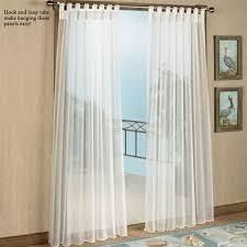 tab top sheer curtains. Escape Tab Top Sheer Curtain Panel Curtains B