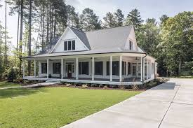 dream home white farmhouse southern living and southern three story southern style house plan