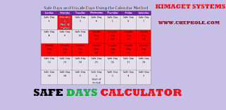 Safe Period Chart In Marathi Www Bedowntowndaytona Com
