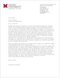 Fax Letter Head Business And Stationery The Miami Brand Ucm Miami