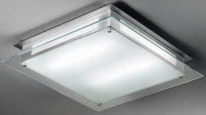 gallery fluorescent kitchen ceiling. alluring fluorescent ceiling light modern square glass kitchen cf5636el gallery