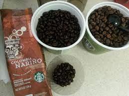 Plus, which one has more caffeine? Starbucks Narino Medium Roast Coffee