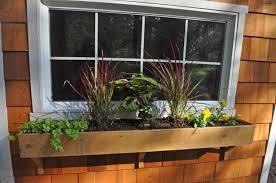 Diy Window Boxes Window Garden Box