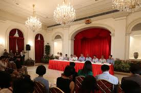 The Press Cabinet Transcript Of Prime Minister Lee Hsien Loongs Statement At The