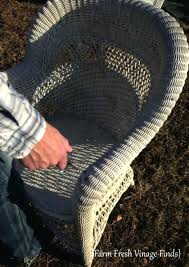 full size of painting wicker chairs with chalk paint plastic rattan furniture for outdoor use a