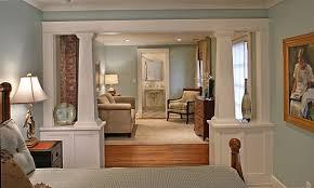 Decorative Columns Interior Design Stunning Arts Crafts Columns I Elite Trimworks