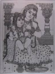 how to make tanjore painting google search