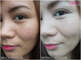 acne scars makeup to cover scars on face real asian beauty naturactor cosmetics review
