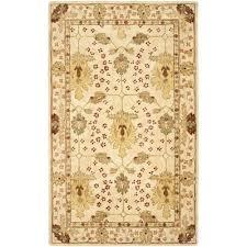 safavieh anatolia ivory traditional rug 11 x 15 rugs carpets best canada