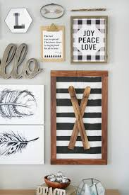 delicieux awesome black u white entryway decor