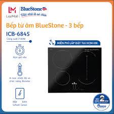 Bếp Từ Đa Vùng Âm BlueStone ICB-6845 [Miễn phí lắp đặt HCM HN] (7100W) -  Mặt kính Schott Ceran chịu lực nhiệt - 3 vùng nấu - 9 mức điều chỉnh - Hàng  Chính Hãng