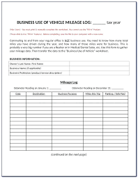 Mileage Worksheet Business Mileage Log Book Template Vehicle Guildhall Ref T43