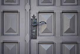 wood white house window wall geometric entrance facade monochrome door handle publicdomain knob decorative symmetry keyhole