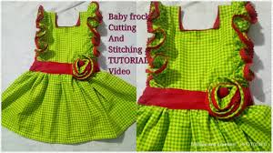 Baby Frock Design 2018 Cutting Casual Dresses How To Make Baby Frock Beautiful Baby Frock Casual Baby Frock Simple Baby Frock