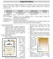 Ms Publisher Lesson Plans Publisher Lesson Plans Under Fontanacountryinn Com