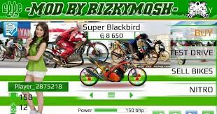 game drag bike 201m apk mod by rizkymosh v2 2017 download apk gratis