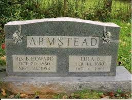 Lula Belle Ashley Armstead (1890-1969) - Find A Grave Memorial