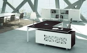 modern office desks amazing modern office desks