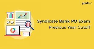 Syndicate Bank Syndicate Bank Po Cut Off 2018 2017 Last Year Pgdbf Cutoff