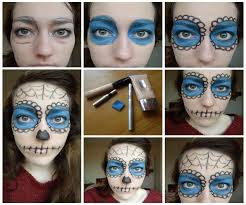 this one is really scary and also the most alluring makeup tutorial for try it out to have fun during weekends