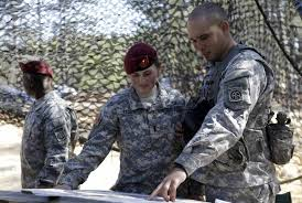 Us Army Platoon First Women Take Up U S Army Platoon Artillery Jobs The