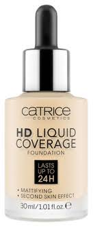 Тональная основа Catrice HD Liquid Coverage ... - PARFUMS