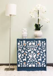ikea furniture diy. Modren Diy Learn How To Personalize A 35 Ikea RAST Using Our Otomi Craft Stencil And  Benjamin Moore And Furniture Diy