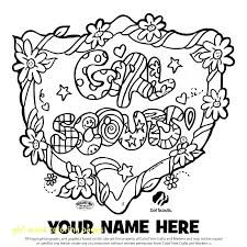 Girl Scouts Coloring Pages Daisy Girl Scouts Coloring Pages Brownie