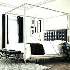 Black Bed Canopy Black Bed Canopy Related Post Black Bed Canopy ...