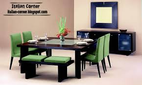 contemporary italian dining room furniture. Contemporary Italian Dining Room Furniture
