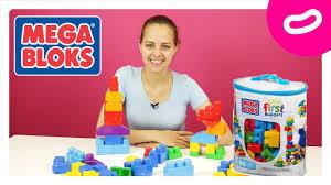 <b>Конструктор Mega Bloks</b>. Обзор детского <b>конструктора</b>. Игрушки ...