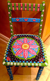 whimsical painted furnitureNew Sticks Hand Painted Furniture 66 For Interior Decorating With