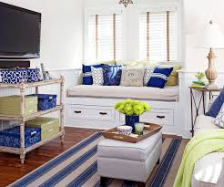 small room furniture solutions small space dining. decorated in crisp white and blue with pops of spring green the inviting open living area not only serves as dining kitchen work space it small room furniture solutions