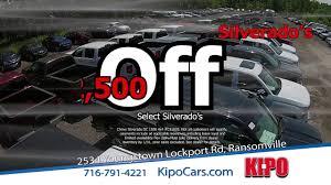 kipo chevrolet silverado offer 1 2018
