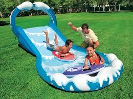 Water Slide Rentals In Miami  Inflatable Water Slide Miami Fl Water Slides Backyard