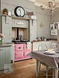 modern country kitchens. What A Beautiful And Unusual Colour Scheme In This Modern Country Kitchen. Bold Choice Which Looks Great. Why Not Head On Over To Join Our FREE Kitchens