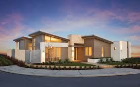 single story modern home design. Image Of: Cool Modern Single Storey House Designs Story Home Design