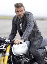 david beckham said he tries to keep it simple when ing clothes and relies