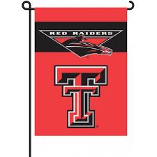 texas tech red raiders garden banner flag k83027 by neoplex com