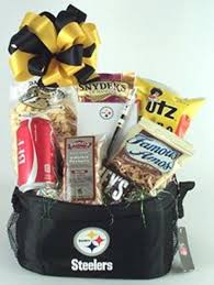 pittsburgh steelers snack cooler gift