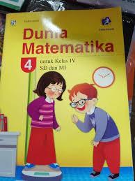 Bahasa indonesia 4 kelas 4 samidi tri puspitasari 2009. Jual Buku Buku Sd Kelas 4 Dunia Matematika Kelas 4 Revisi Tigaserangkai Jakarta Barat Bangrido Tokopedia