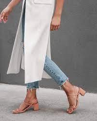 NEW Jo Mercer Harmony Mid Heel Sandals | eBay