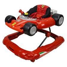 Ferrari Combi F1 Foldable Baby Walker With Racing Wheels Konga Online Shopping