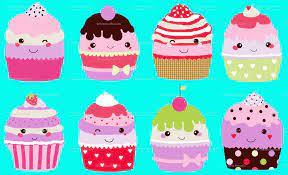 Gambar Kawaii Cupcake Png, Hd ...