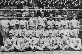 baseball s greatest scandals the chicago black sox az snake pit 1919 chicago white sox team photo via upload org