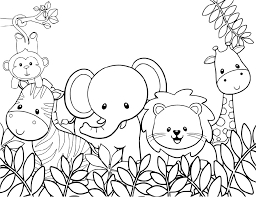 In this post you will find cute coloring pages 3, but to download the coloring page, simply click to view it in full size and use the save to option to put it. Adorable And Cute Coloring Pages For Kids 101 Coloring