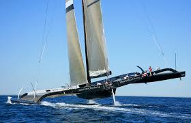 Fastest Sailboat Hull Design Trimaran Wikipedia