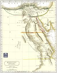 ancient egypt maps Egypt History Map ancient egypt (khemet egypt history podcast